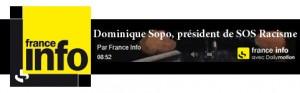 FranceInfo, D.SOPO