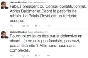 Bourbon, tweet 2